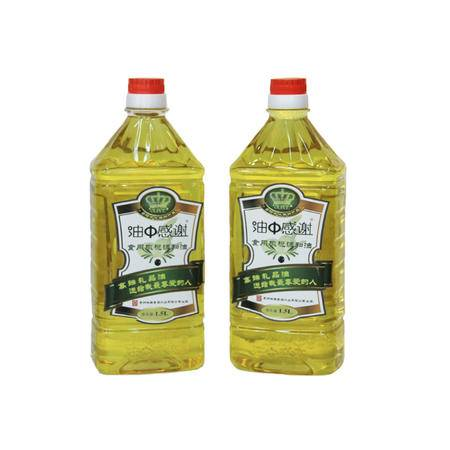 贵州特产 贵阳特产  息烽特产 息烽县供销社直供 味美食用橄榄调和油 1.5L