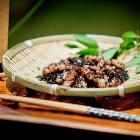 梅干菜炒肉
