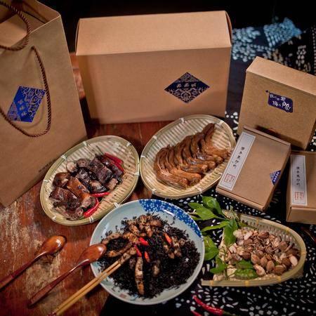 【邹味味】梅小鸭2盒+梅干菜4盒礼盒
