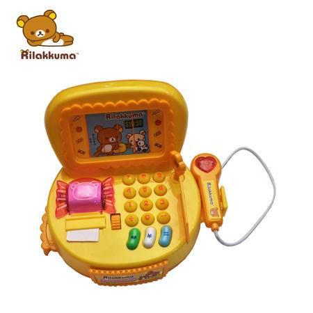 轻松小熊(Rilakkuma) 过家家超市收银机玩具套装