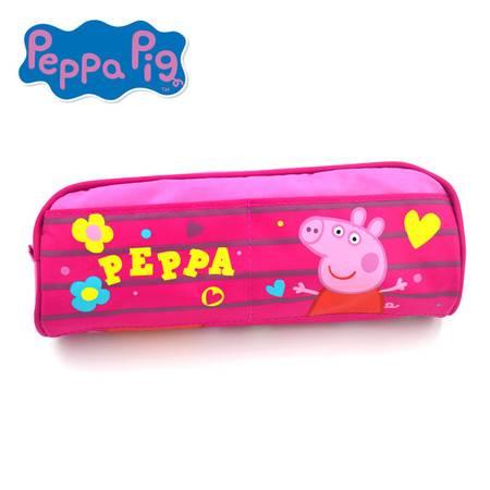 小猪佩奇粉红猪小妹佩佩猪女孩可爱卡通儿童笔袋