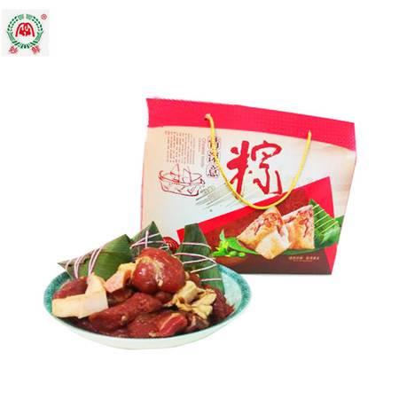 永康市古丽妙鲜食品园 大肉粽端午粽 熟食 20只装 礼盒