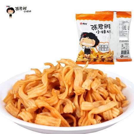 张君雅小妹妹 和风鸡汁拉面条饼65g