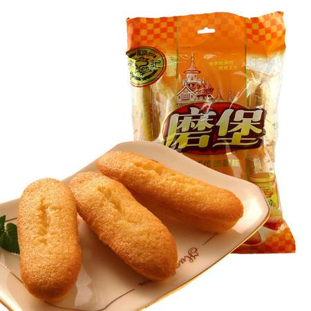徐福记磨堡欧式传统蛋糕 蜂蜜味 245g