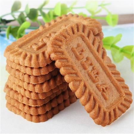 【包邮】利拉比利时黑糖/焦糖饼干点心500g休闲美味早餐零食礼包咖啡伴侣