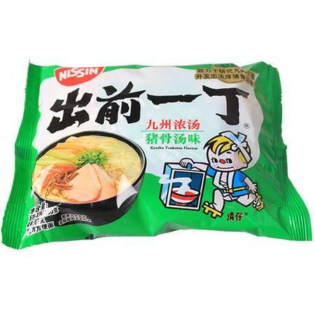出前一丁 九州猪骨浓汤味方便面100(115)g 香港日清食品 速食面