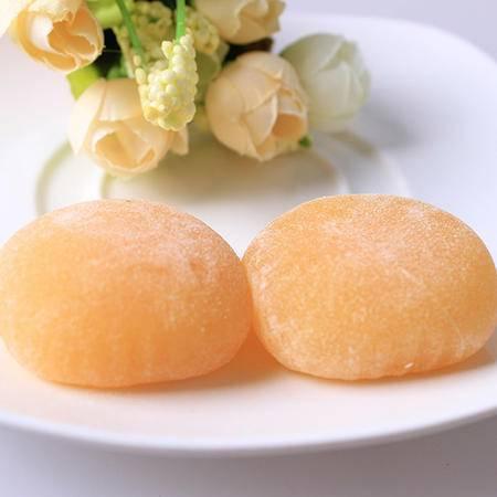 宜莲居 爆浆麻薯 芒果味 50克/袋 手造麻糬 传统糕点零食品
