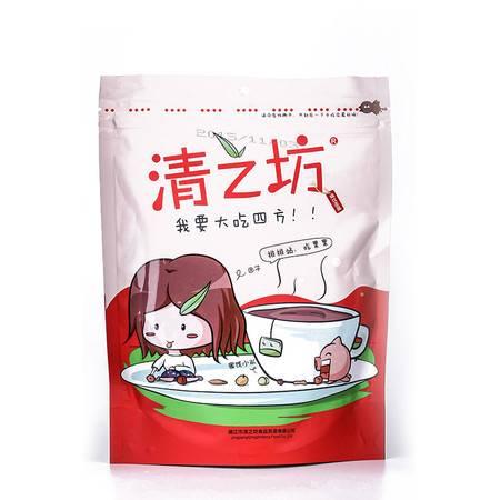 休闲零食品小吃清之坊 山楂条 新鲜山楂168g*3袋