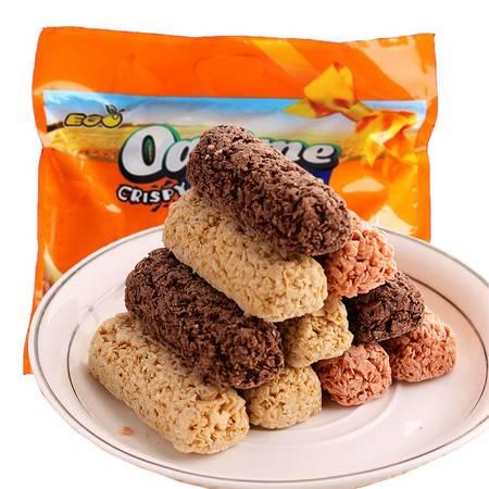 EGO进口燕麦巧克力468g 进口饼干燕麦巧克力三口味可选