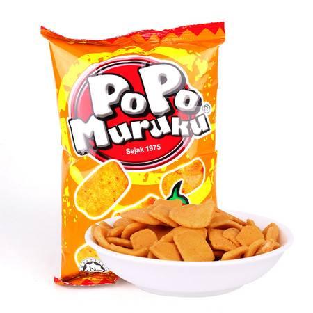 马来西亚进口 PoPo辣味/鱼味 香化脆饼(片状)700g/袋