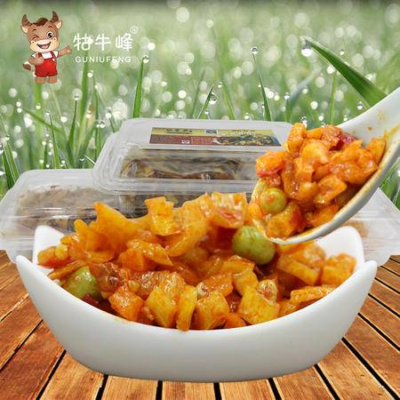 多味酱丁 辣椒 萝卜 豌豆酱菜榨菜开胃下饭菜250G*3盒