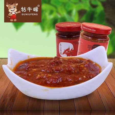 高山辣椒酱 调味酱 香辣酱即食146G