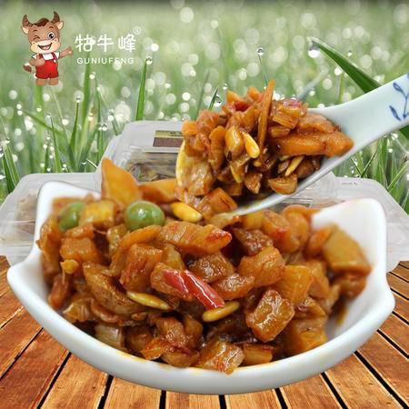 泡菜250g*3(盒)任意组合装 豆角萝卜生姜等咸菜榨菜