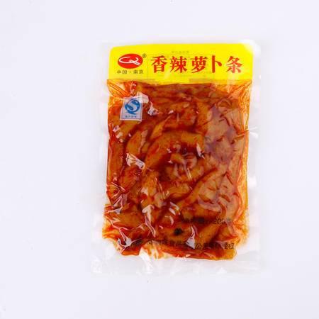 牯牛峰酱菜 小菜一碟香辣萝卜条 榨菜 200g