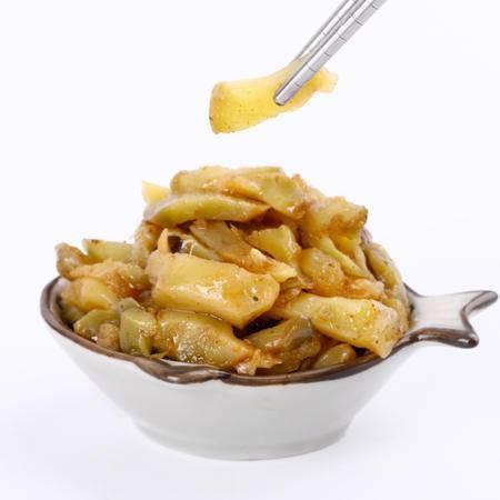 牯牛峰酱菜 小菜一碟开胃下饭酱菜小菜 涪陵榨菜128g黔水榨菜丝咸菜