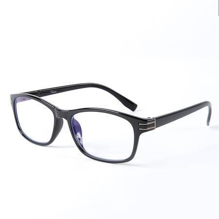 梵妮莎(Vains)防辐射眼镜电脑护目镜男女通用情侣款 平光眼镜5158
