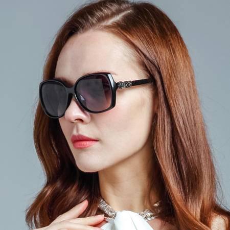 梵妮莎(Vanis)经典时尚华丽古典女士大框偏光太阳镜2321