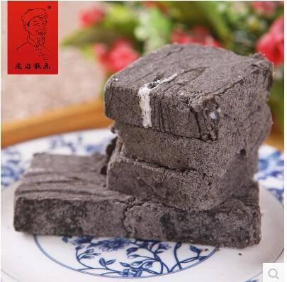 杭州特产  老刀食品    老刀糕点  重麻酥糖