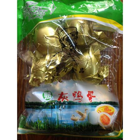 杭州特产 塘栖特产老刀糕点  老刀灰鸭蛋金蛋(六只装)*3包