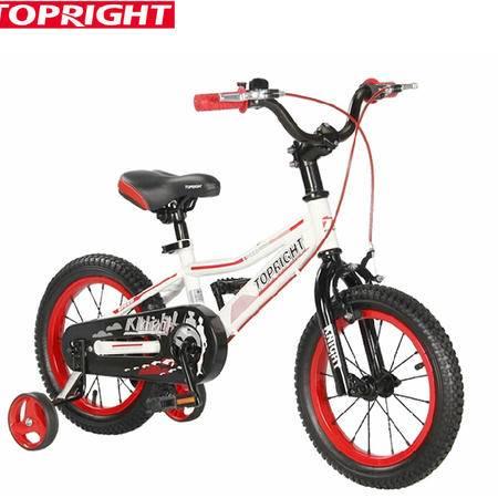 途锐达小刀客3岁以上儿童自行车16寸宝宝自行车童车男女