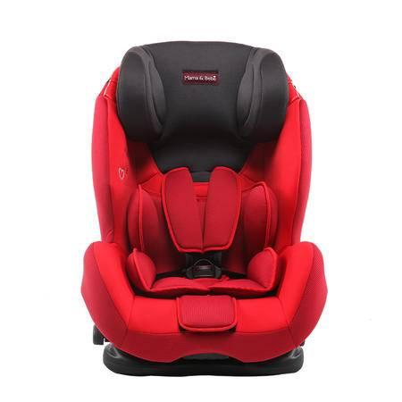 Mama&bebe妈妈宝贝霹雳加强ISOfix接口 婴幼儿童汽车安全座椅 适合9个月-12岁