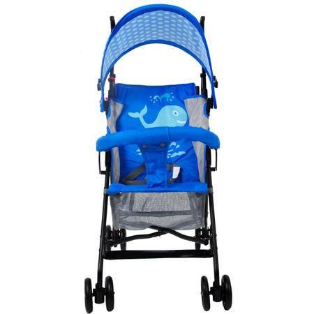 Angel小天使轻便伞车可折叠婴儿手推车夏季透气伞车宝宝童车1074