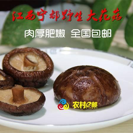【电商公益扶贫】宁都花菇香菇冬菇蘑菇干货肉厚醇香200g包邮