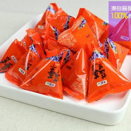 【江西特产】蓝莓果干有机蓝梅无添加低糖美食零食500g 散装