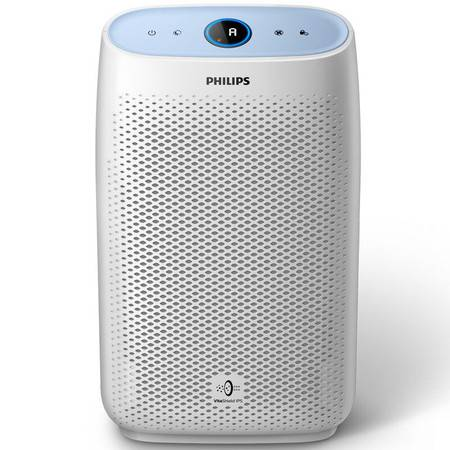 飞利浦/PHILIPS 空气净化器 AC1216/00 除甲醛卧室静音款 白色