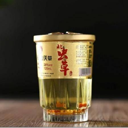 【四平馆】郑家屯 配制酒 北虫草38度