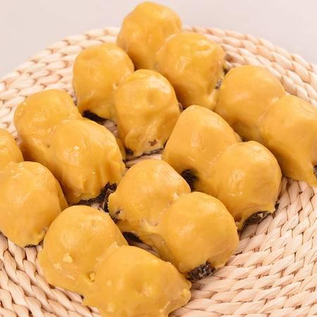 郑家屯粘豆包 正宗大黄米面粘豆包  豆包5斤