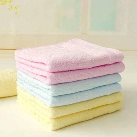 远征全棉毛巾10条装(颜色随机)