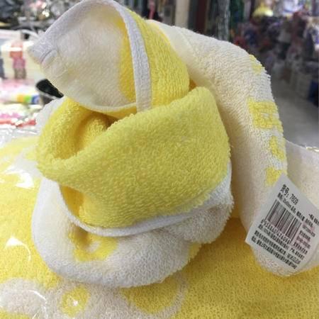 东厢记 纯棉100%梅花小鹿洗脸巾 10条装 25cm*50cm