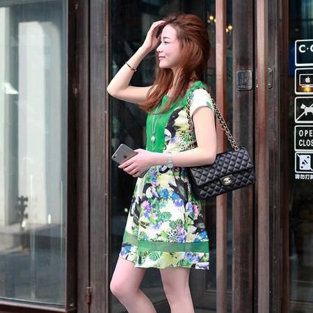 MSSEFN  2016巧曼语夏季新款 连衣裙 女
