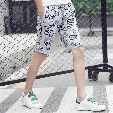 MSSEFN  2016夏季五分裤男士大码休闲运动短裤