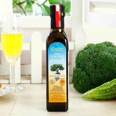 多纳利尔Donliar希腊P.D.O产区特级初榨橄榄油250ml