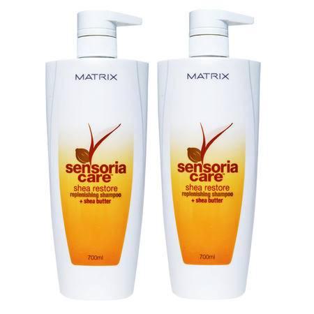 美奇丝 香舒养护 护修洗发水700ml*2 专业洗护去屑受损烫发染发精华精油无硅油添加