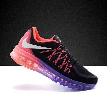 Nike女鞋耐克新款运动鞋air max男鞋全掌气垫缓震跑步鞋698902