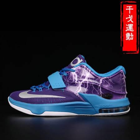 Nike KD VII EP KD7美国队长杜兰特7代男子篮球鞋 653997-030