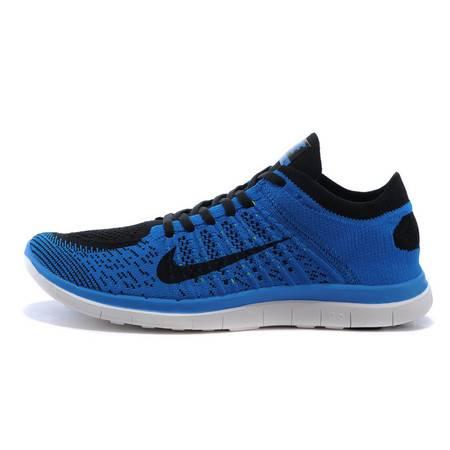 耐克夏季男鞋Nike赤足Free4.0女鞋Flyknit飞线跑步鞋运动鞋