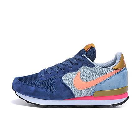 耐克女鞋新款轻便华夫复古运动跑步鞋休闲经典鞋