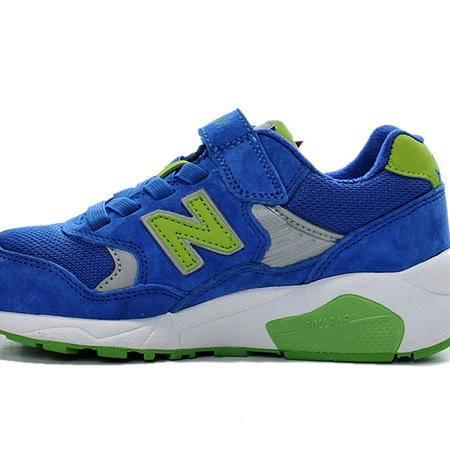 New Balance正品NB鞋新百伦580反毛皮童鞋大童小童运动亲子鞋休闲跑步鞋