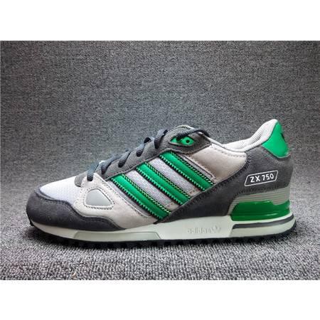 阿迪达斯男鞋新款三叶草adidas zx750 跑步鞋运动鞋 B39987