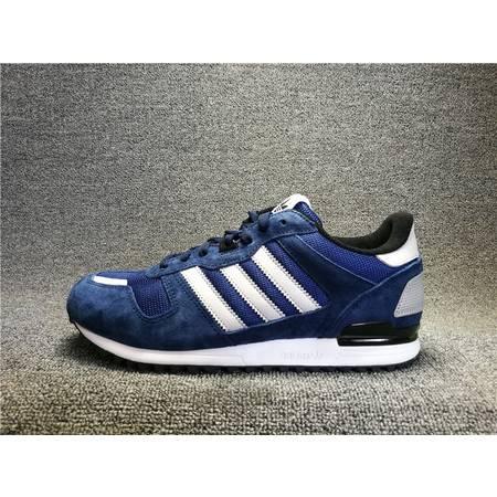 Adidas阿迪达斯男鞋跑步鞋运动鞋 三叶草ZX 700复古休闲板鞋 S79182