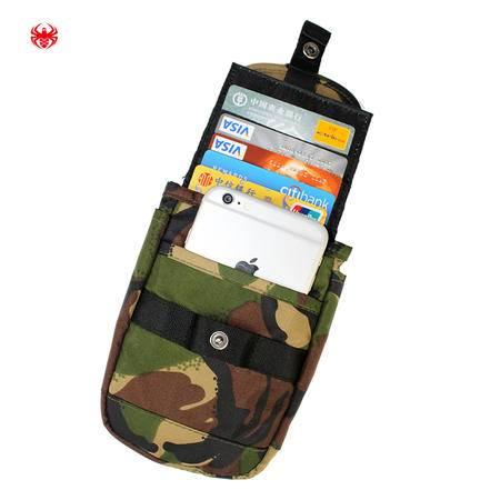 壳罗沃迷彩智能屏蔽腰包迷彩  K5Y004M9801