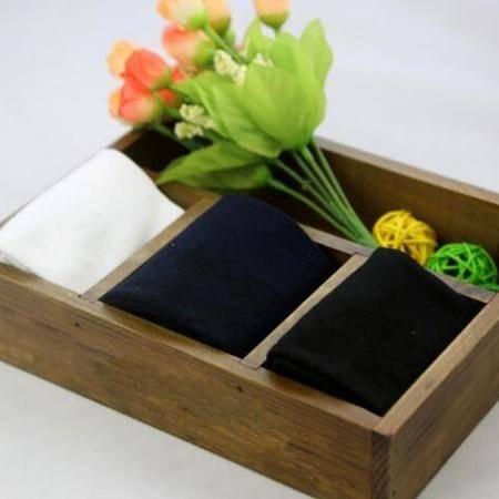 迪穆精品: 竹纤维精品袜四双装礼盒DM-9004
