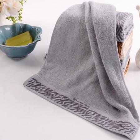 迪穆精品毛巾:提花中毛巾单条装  DM-7001
