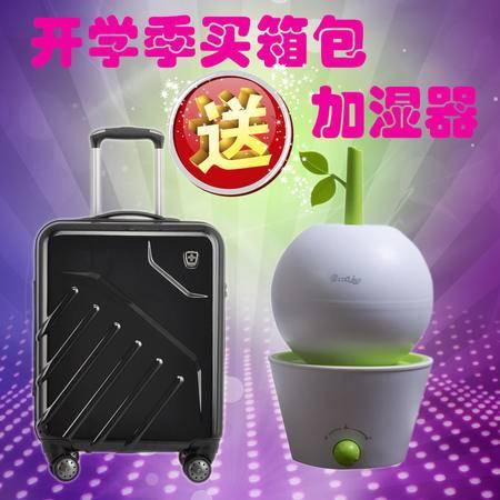瑞动SWISSMOBILITY 20寸高档超轻大容量PC+ABS 铝框登机箱 MT-5551-02T