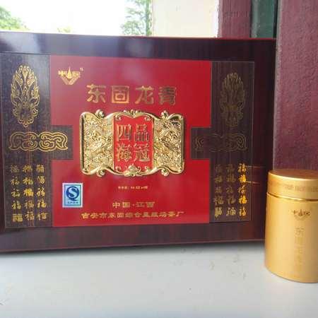 东固 龙青茶