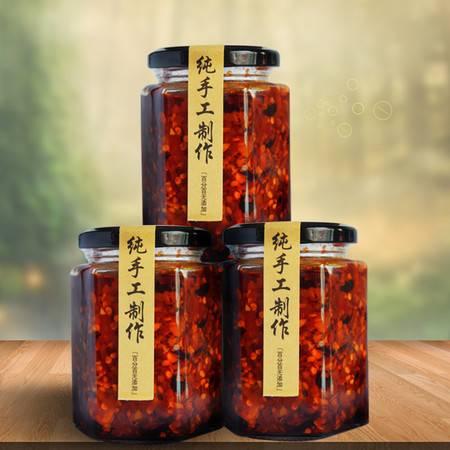 甄老俵香阿婆辣椒酱  农民直供  吉安特产  奶奶的辣椒酱